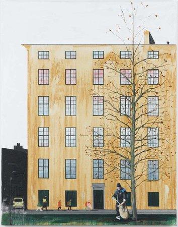 Humberto Duque, Mary Heilmann, David Korty, Marzena Nowak, Isa Schmidlehner, Christian Schmidt-Rasmussen, 07.03. - 17.04.2007, Image 2