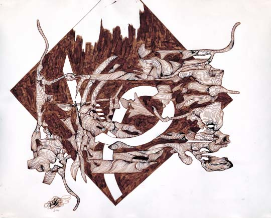 Christina Zurfluh: Newrealism, 02.07. - 06.09.2008, Image 8