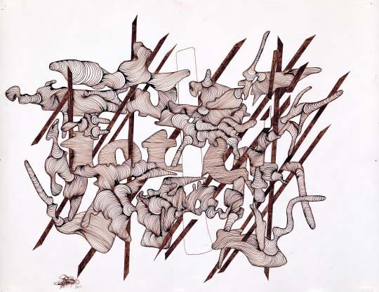 Christina Zurfluh: Newrealism, 02.07. - 06.09.2008, Image 13