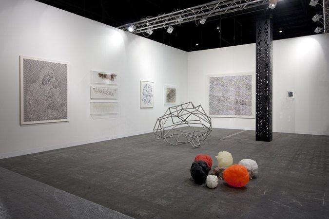 Thomas Bayrle, Peter Kogler: art12genève, 24.–29.04.2012, Image 1