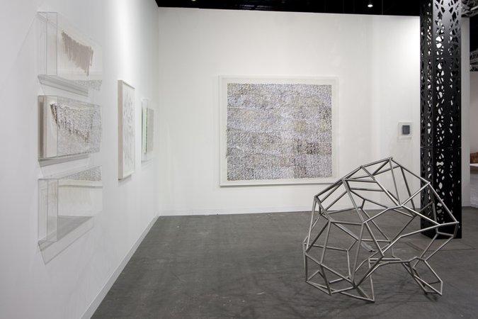 Thomas Bayrle, Peter Kogler: art12genève, 24.–29.04.2012, Image 2