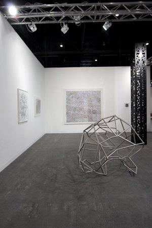 Thomas Bayrle, Peter Kogler: art12genève, 24.–29.04.2012, Image 3