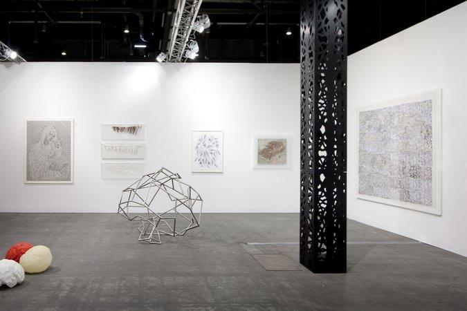 Thomas Bayrle, Peter Kogler: art12genève, 24.–29.04.2012, Image 4