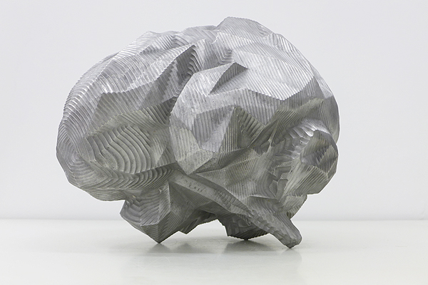 Peter Kogler: Galerie Mezzanin Geneva, 08.11.2014–10.01.2015, Image 15