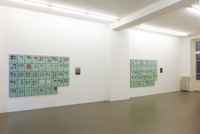 Christopher Williams: The Production Line of Happiness, 16.01–14.03.2015, Galerie Mezzanin Geneva, Image 1