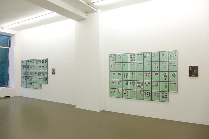 Christopher Williams: The Production Line of Happiness, 16.01–14.03.2015, Galerie Mezzanin Geneva, Image 3