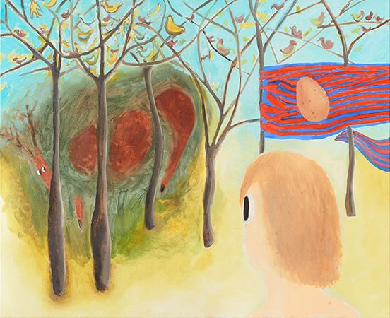 Katrin Plavcak: Peinture naïve, 29.05.–10.07.2021, Image 7