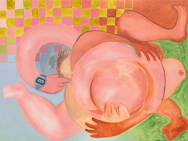 Katrin Plavcak: Peinture naïve, 29.05.–10.07.2021, Image 14