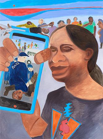 Katrin Plavcak: Peinture naïve, 29.05.–10.07.2021, Image 11