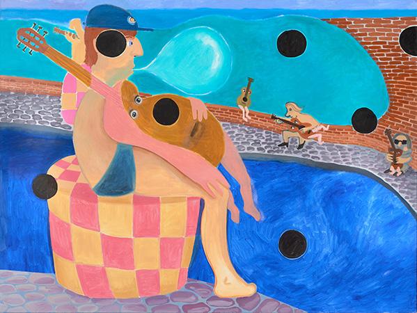 Katrin Plavcak: Peinture naïve, 29.05.–10.07.2021, Image 5